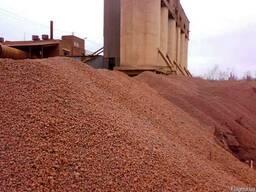 Керамзит, фракция 0-8 мм, керамзитовый песок