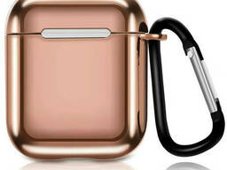 Кейс TOTO Electroplate TPU Cover Case AirPods Gold (101770)