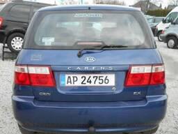 Kia Carens II 2002-2006 стекло двери переднее заднее ляды