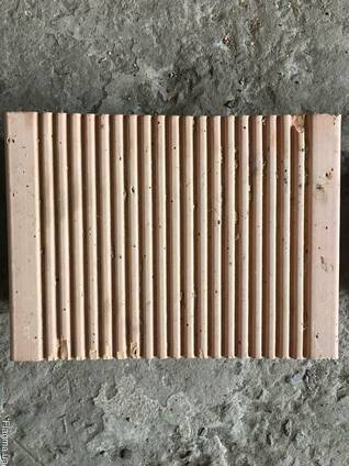 Кирпич керамический рядовой тройной