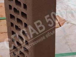 Кирпич клинкерный М300 Оникс