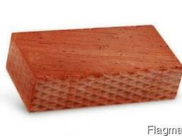 Кирпич красный керамический облицовочный М-150