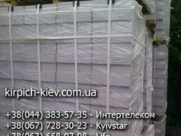 Кирпич силикатный Обуховский по лучшей цене в Киеве!