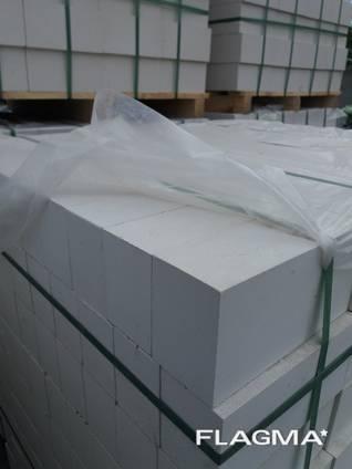 Кирпич силикатный утолщённый (пакет) 250 х 120 х 88 мм М-150