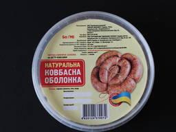 Кишки свиная черева натуральная колбасная оболочка 7 м