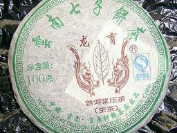 Китайский чай шен пуэр