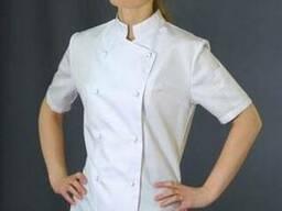 Китель для повара, женский.