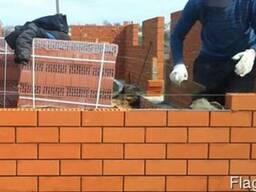 Кладка облицовочного кирпича Киев цена