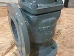 Клапан аварийный, предохранительный Ду50/Ру16