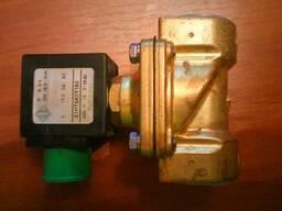 Клапан электромагнитный для воздуха, воды и газа
