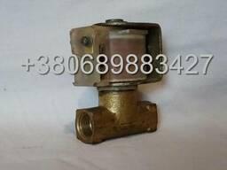 Клапан электромагнитный муфтовый 22б821р Ду10 Ру16