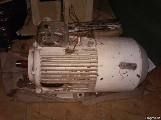 Клапан ЕОРКМ ЕСПА электродвигатель 4ПБ112М