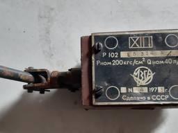 Клапан механический Р102 ЕВ574а