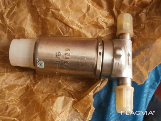 Клапан МКТ 17Б