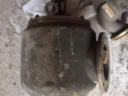Клапан невозвратно-управляемый фланцевый угловой 522-35.364