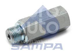 Клапан обратки, обратный топливный Мерседес Атего 9060910224