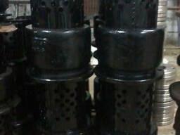 Клапан обратный 16ч42р с приемной сеткой