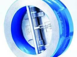 Клапан обратный,дисковые затворы,подпружиненный Серия 700