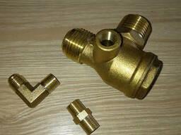 Клапан обратный компрессора 1/2-1/2 дюйма