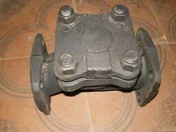 Клапан обратный подьемный фланцевый 16кч9нж Ду50 Ру25
