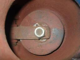 Клапан обратный поворотный стальной фланц19c53нж ду100ру16 - фото 4