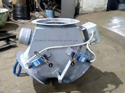 Клапан перекидний д. 200 симетричний s-3, 0 з МР 0, 12кВт