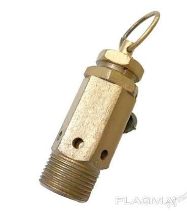 Клапан предохранительный 3,4 атм компрессора ПК ПКС ПКСД