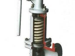 Клапан предохранительный пружинный (СППК)