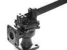 Клапан предохранительный рычажный 17ч18бр Ду50 Ру 16