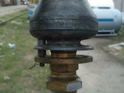 Клапан предохранительный СБ0001/ТРЖК-3 Ду20 Рр2, 5 для криоге