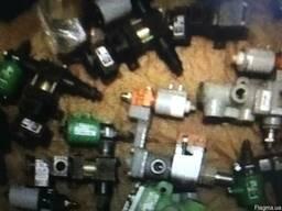 Клапан продувки КП-110 токоприемника КП-41