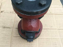 Клапан разгрузочный обратный 5Д50.57.004-1 2.5атм. .. .