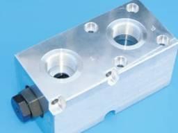 Клапан сброса давления CM-SAE-150 Hyva