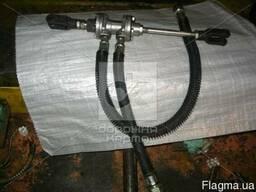 Клапан сцепления МАЗ 5336 со шлангами (L=170 мм)