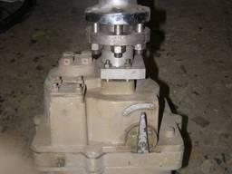 Клапан сильфонный НГ26526-010-01, с эл. приводом.