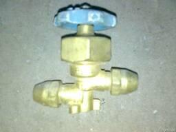 Клапан сильфонный вакуумный 22б16п ду-10