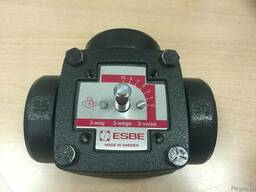 Клапан-Смеситель 3-х ход. ESBE с електроприводом