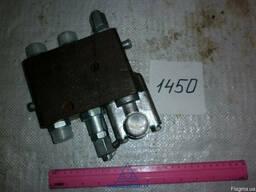 Клапан Т-150 расхода (упр. руль) 151.40.039-1