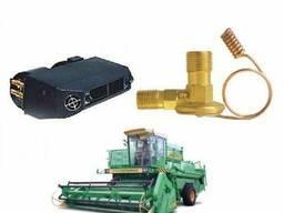 ТРВ (Терморегулирующий вентиль) клапан испарителя авто кондиционера