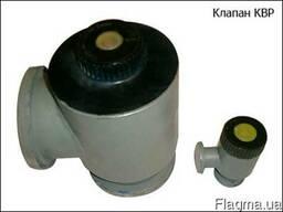 Клапан вакуумный ручной КВР 25, КВР 63, КВР 100
