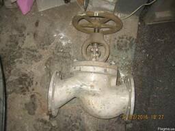 Клапан вентиль 15нж65бк ду100 ду40