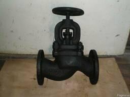 Клапан (вентиль) 15вч14бр Ду65 Ру16;