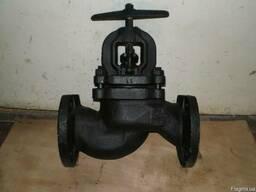 Клапан (вентиль) 15вч14бр Ду80 Ру16