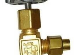 Клапан (вентиль) запорный сетевой КС-7155 БАМЗ, АЗК-10-6/250