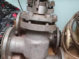 Клапан Вентиль запорный сильфонный С26354-01. 070 Ду 70 и др.