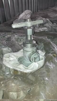 Клапан запорный для цистерн Ду32 чертежный номер 1519.16.030