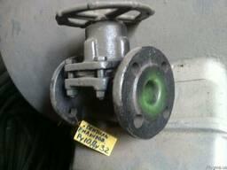 Клапан запорный эмалированный 15ч94ЭМ Ду 32 Ру 10