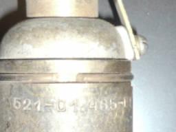 Клапан запорный штуцерный угловой сальниковый521-01. 465-01