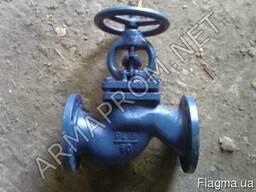 Клапан запорный (вентиль) 15кч16п