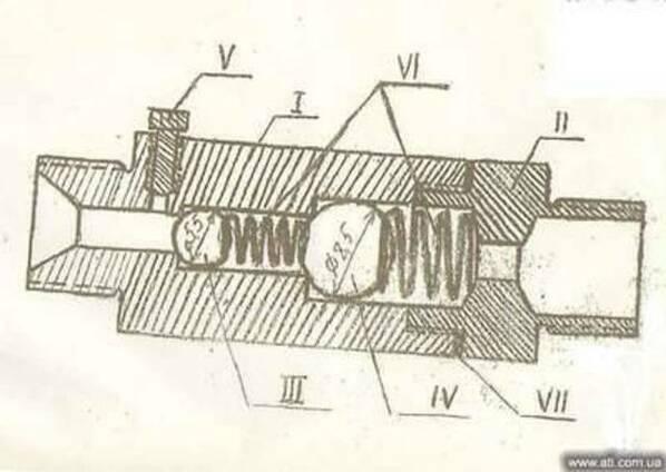 Клапана масляные к компрессору 2Р-3/220